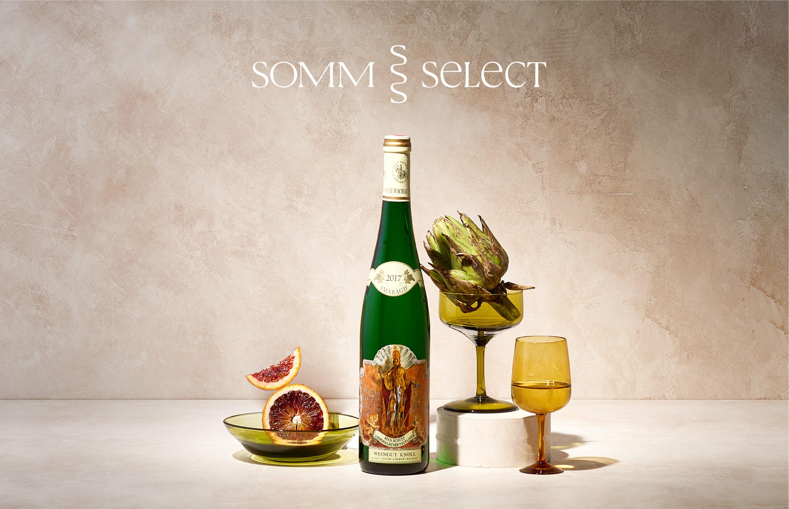 SommSelect Branding